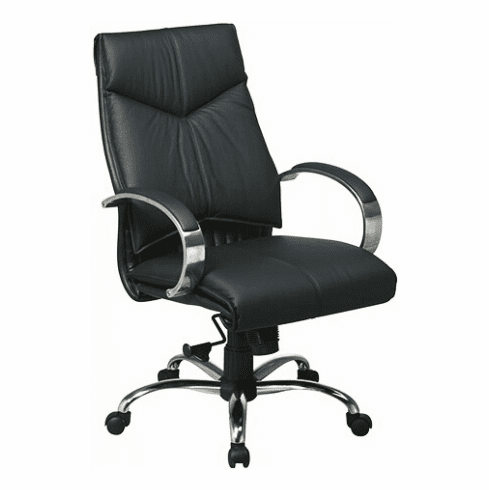 Pro Line II Deluxe Executive Mid Back Desk Chair [8201]