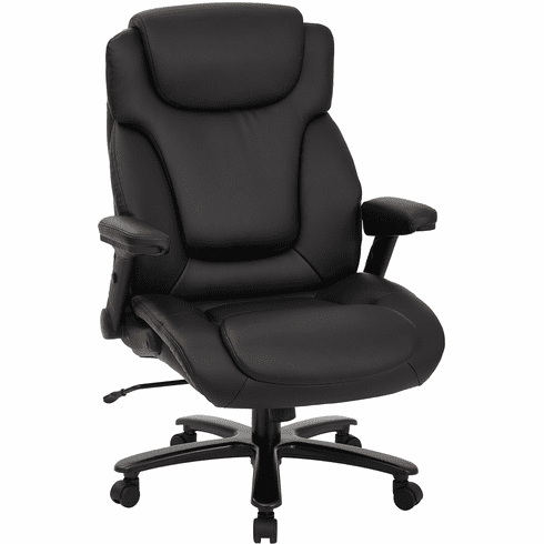 Pro Line II High Back Bonded Leather Big & Tall Executive Chair [39200]