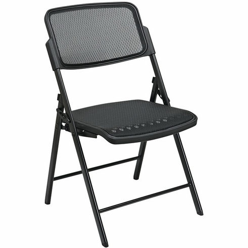 Pro Line II Matrix Mesh Folding Chairs [81308]