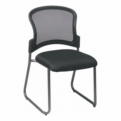 Pro Line II Mesh Back Sled Base Guest Chair [86725-30]