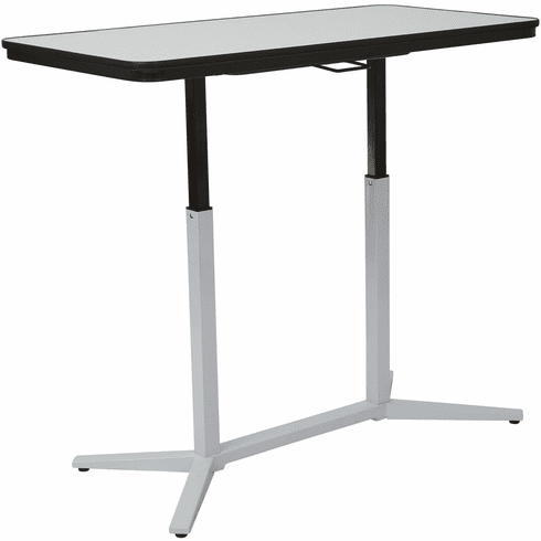 Pro-Line II™ Pneumatic Height Adjustable Table White Base [PHT70521]