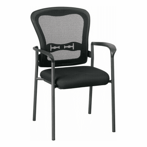 Pro Line II Stackable Mesh Guest Chair [84510]