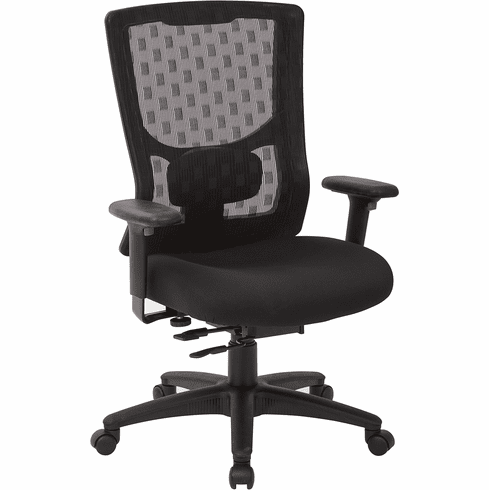 ProGrid® Checkered Mesh Back Chair [95512-30]