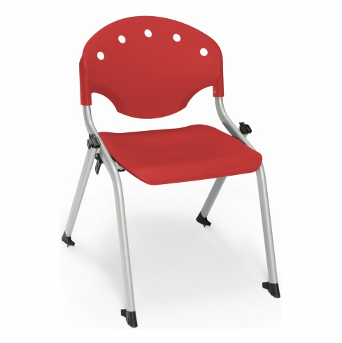 "Rico 12"" Seat Height Student Stacking Chairs [305-12]"