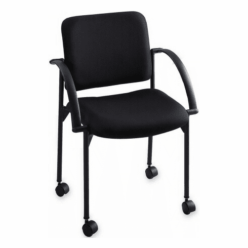 Safco Moto Stack Chairs with Casters [4184]