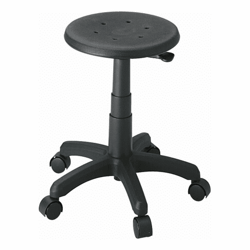 Safco Rolling Office Stool [5100]