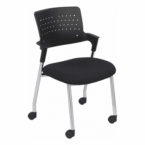 Safco Spry™ Guest Chair with Casters [4013]