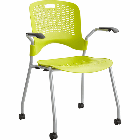 Sassy® Stack Chair Grass Green Set of 2 [4183GS]