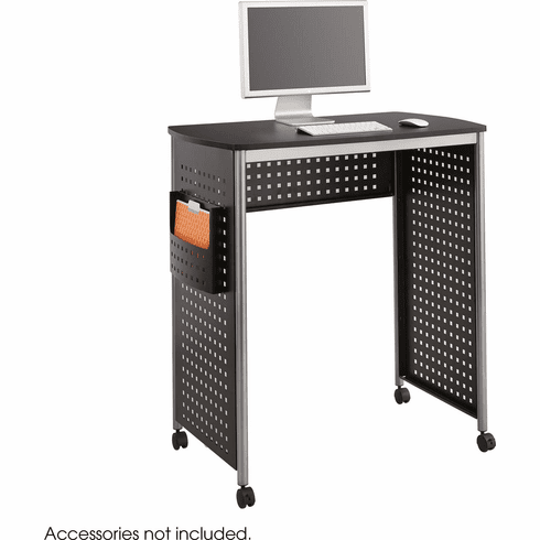 Scoot™ Stand-Up Desk Black [1908BL]