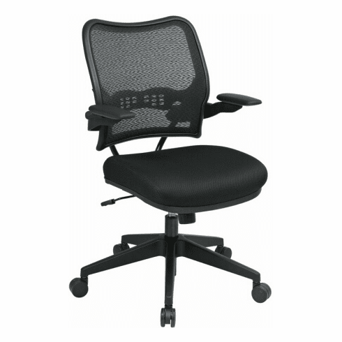 Space Seating Air Grid Mesh Office Chair [13-37N1P3]