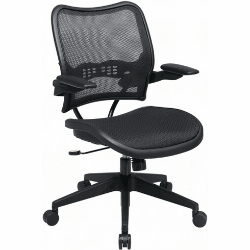 Space Seating Air Grid® All Mesh Office Chair [13-77N1P3]