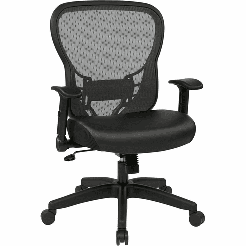 Space Seating® Deluxe R2 SpaceGrid® Chair Memory Foam [529-E3R2N1F2]