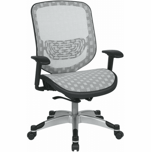 Space Seating DuraGrid® Full Mesh Office Chair [829-R11C628P]