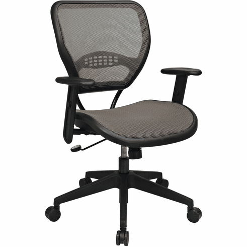 Space Seating® Latte AirGrid® Deluxe Task Chair [55-88N15]