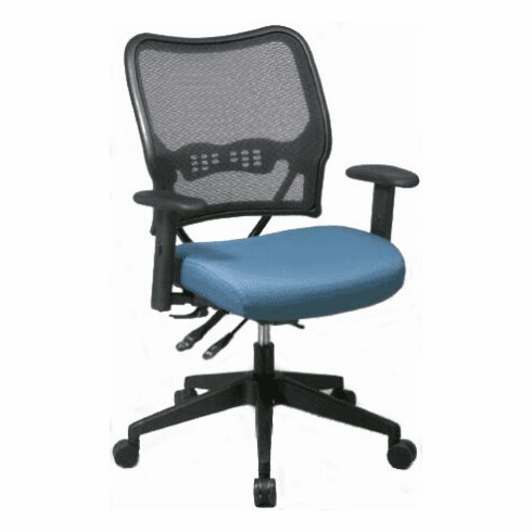 Space Seating Mesh Office Chair Custom Fabric [13-7N9WA]