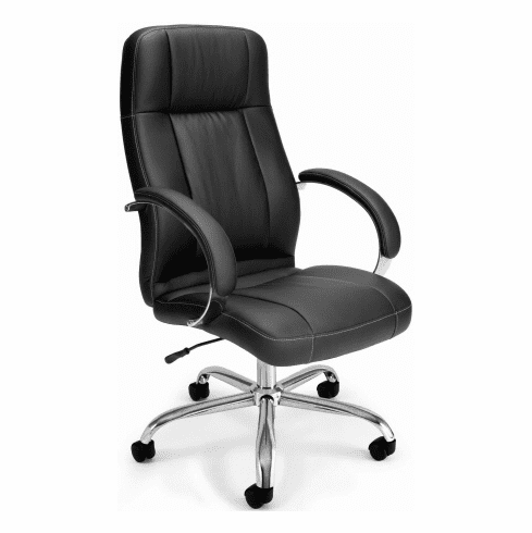 Stimulus Series Synthetic Leather Executive Chair [516-LX]