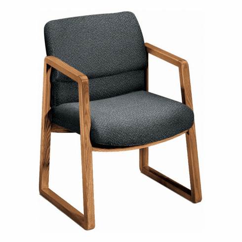 Superb Wood Finish Office Waiting Room Chair 2403 Interior Design Ideas Tzicisoteloinfo