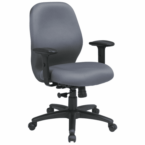Work Smart Custom Mid-Back Task Chair [3121]