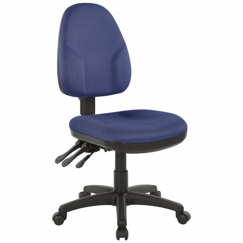 Work Smart Dual Function Ergonomic Office Task Chair [36420]