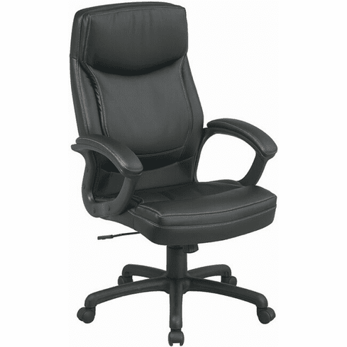 Work Smart Eco Leather Executive Chair [EC6583]