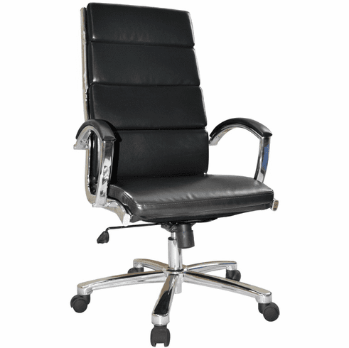 Work Smart Faux Leather Executive Chair [FL5380C]