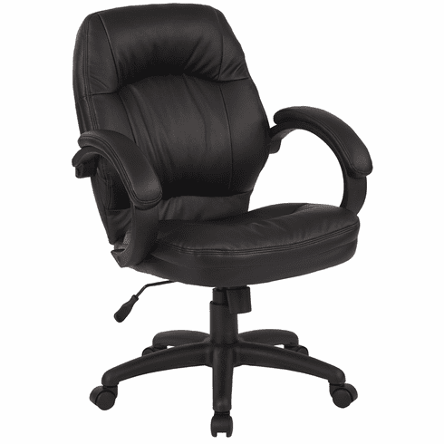 Work Smart Faux Leather Managers Chair [FL605]