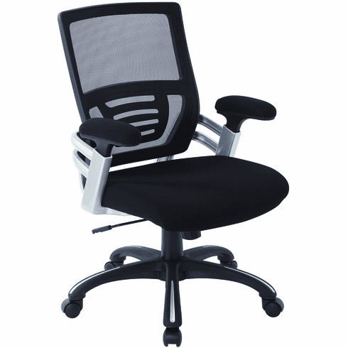 Work Smart™ Mesh Back Manager's Chair [EMH69176-3]