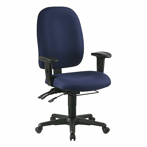 Work Smart™ Multi-Control Ergonomic Office Chair [43998]