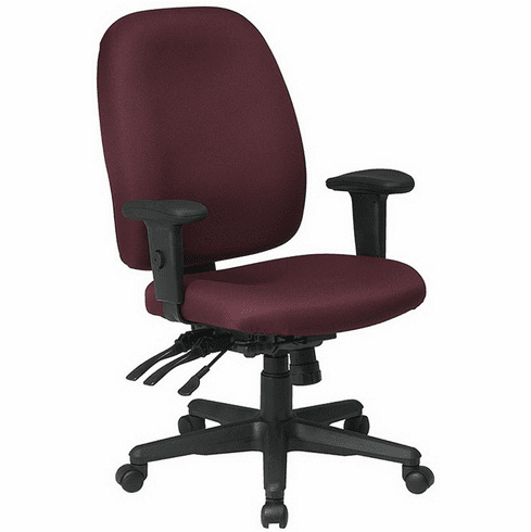 Work Smart™ Multi-Function Ergonomic Desk Chair [43819]