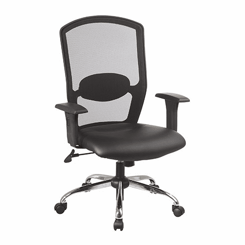 Work Smart™ Screen Back Mesh Desk Chair [583814]