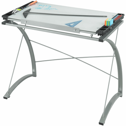 Xpressions™ Drafting Table Tempered Glass [3966TG]