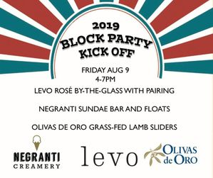 Block Party Kick Off