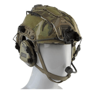 Agilite Ops-Core FAST XP/SF Helmet Cover-Gen 4 with Rear Pouch