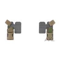 AXL Adaptive Vest Placard for Crye JPC and MOLLE Carriers