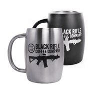 Black Rifle Coffee Classic Logo Stainless Mug