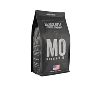 Black Rifle Coffee Murdered Out