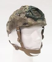 Blowout Crye NightCap -Multicam- with Ops-Core Skeleton Shroud  - Foliage Green