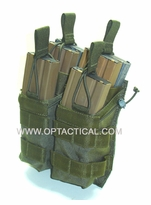 Blowout HSGI Modular Open Top Double Pouch - Multicam