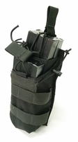 Blowout HSGI Modular Open Top Single Pouch - Black