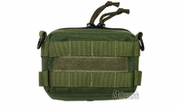 Blowout Maxpedition Tactile Pouch - Small - Olive