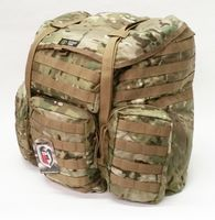 Blowout TAG Mountain Ruck with straps - Multicam