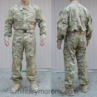 Collector Item Gen 1 Crye Precision Field Uniform with Pads