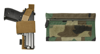Concealed Carry VELCRO Brand Hook Backing Holsters and Pouches