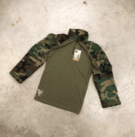 Crye Precision G3 Combat Shirt - M81 Woodland