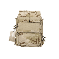 SOLD OUT Crye Precision Pouch Zip-On Panel 2.0 - Multicam Arid