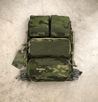 Crye Precision Pouch Zip-On Panel 2.0 - Multicam Tropic