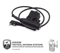 Disco32 U-94/A - Kenwood 2 Pin