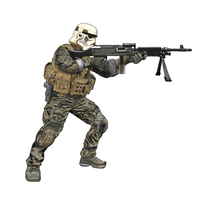 Duck Bill Designs Stormtrooper Gunner Sticker