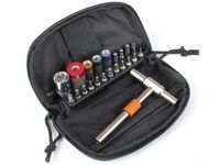 Fix It Sticks 65 - 45 - 25 - 15 Inch Lbs Kit With Deluxe Case - T-Handle and Extended Bit