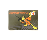Hodge Defense Hong Kong Pewey Sticker